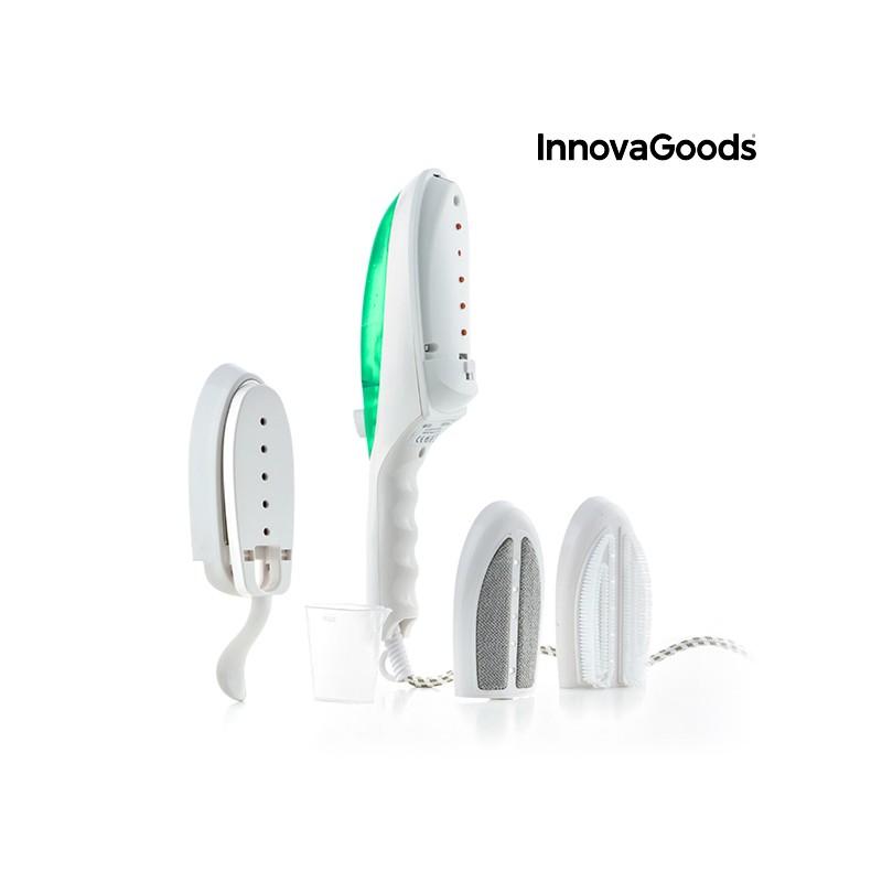 fer a vapeur vertical innovagoods 800w blanc vert. Black Bedroom Furniture Sets. Home Design Ideas