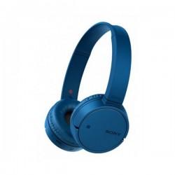 Casque san fil Sony NFC Bleu