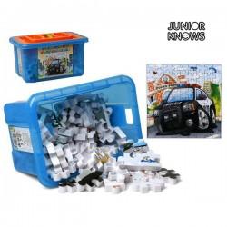 Puzzle avec boite de rangement