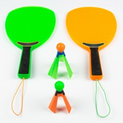 Jeu de Plage Badminton Intex 4 pieces