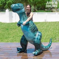 Dinosaure Gonflable Géant T-Rex