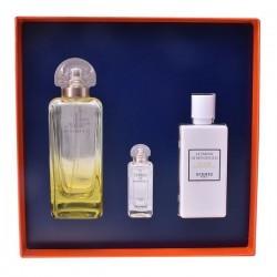 Set de Parfum Le Jardin De Monsieur Hermes (3 pcs)
