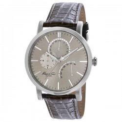 Montre Homme Kenneth Cole Argenté (44 mm)