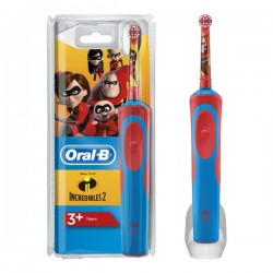 Brosse à dents éléctrique Increibles 2 Oral-B Kids