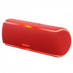 Haut-parleurs bluetooth Sony NFC Rouge