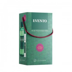 Set de Parfum Homme Evento Luxana (2 pcs)