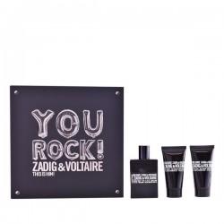 Set de Parfum Homme Zadig & Voltaire (3 pcs)