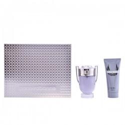 Set de Parfum Homme Invictus Paco Rabanne (2 pcs)
