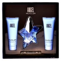 Set de Parfum Femme Angel Star Thierry Mugler (3 pcs)