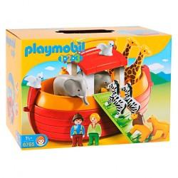 Playmobil 1.2.3 Arche de noé (+18 mois)