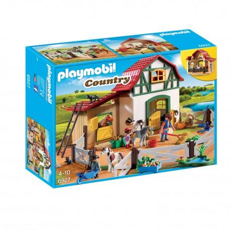 Playmobil Poney club (+4 ans)