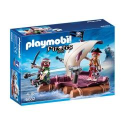 Playmobil Radeau avec pirates