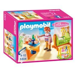 Playmobil Chambre de bébé - 4 ans