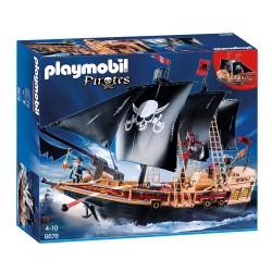 Playmobil Bateau des pirates (+4 ans)