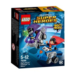 LegoR Super Heroes Mighty Micros : Superman vs Bizarro