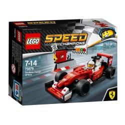 LegoR Speed Champions Scuderia Ferrari - 7 ans
