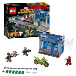 LegoR Super Heros Spider-Man le duel ATM