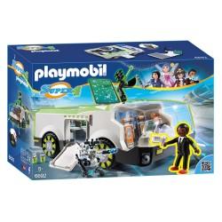 Playmobil Techno Cameleon avec Gene