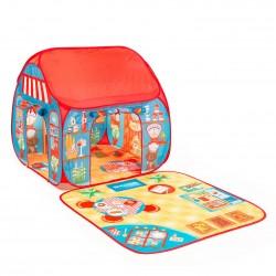 Tente pour enfant le restaurant avec terrasse
