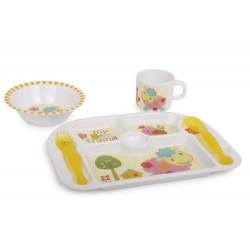 """Vaisselles petit déjeuner """"le petit mouton"""" (+2 ans)"""