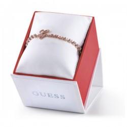 Bracelet Femme Guess Rose (21 cm)