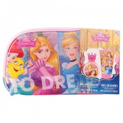 Set de Parfum Enfant Princesses Disney Cartoon (3 pcs)