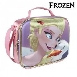 Sac glacière goûter 3D Frozen