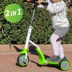 Trottinette-Tricycle Junior 2 en 1 (3 roues)