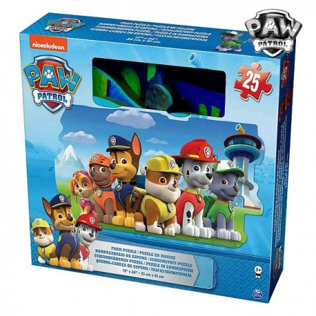 Puzzle The Paw Patrol (26 pcs)