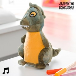 Peluche Dinosaure Enregistreur et Reproducteur de Voix