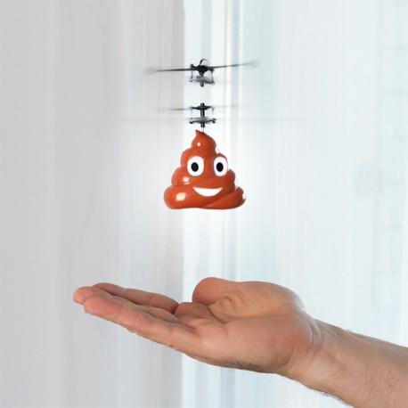 Hélicoptère Caca Volant