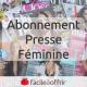 Abonnement Presse 100% Femme