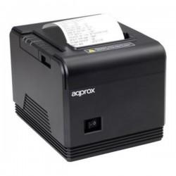 Imprimante à Étiquettes USB Noir