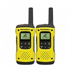 Talkie-walkie Motorola (2 Pcs) Jaune Noir