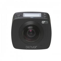 """Caméscope Denver Electronics 0,96"""" LCD 360º HD Wifi Noire"""