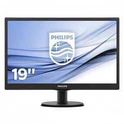 Philips 193V5LSB2 Moniteur 18.5in Led 16:9 5ms
