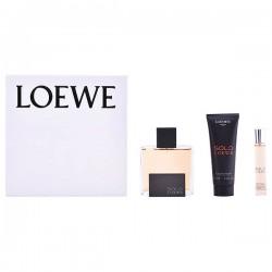 Set de Parfum Homme Solo Loewe Loewe (3 pcs)