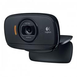Webcam Logitech HD 720p 8 Mpx Noir