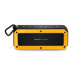 Haut-parleurs bluetooth 2000 mAh 10W Jaune Noir