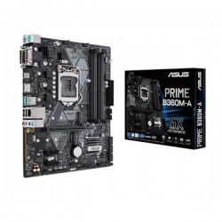 Carte Mère Asus mATX DDR4