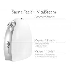 Sauna facial VITALSTEAM