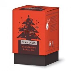 Thé de Noël bio fruits des bois - Boîte 15 sachets