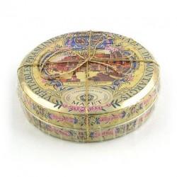 Véritables praslines Mazet de Montargis dans leur boîte métallique - Boîte 125g