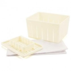 Kit de fabrication de Tofu maison