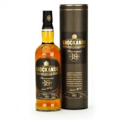 Whisky Knockando slow matured 18 ans - single malt - 43%
