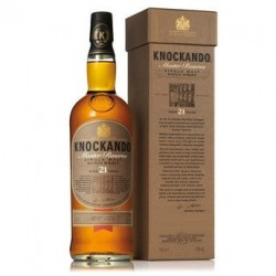 Single malt whisky 43% - 21 ans 70cl