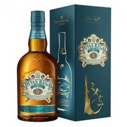 Whisky Chivas Regal Mizunara 40% - Bouteille étui 70cl