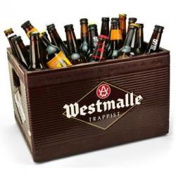 Caisse 24 bières craft