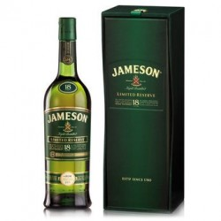 Whisky Jameson 18 ans d'âge - 70cl