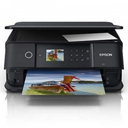 Imprimante Multifonction Epson Expression Premium XP-6100 WIFI Noir